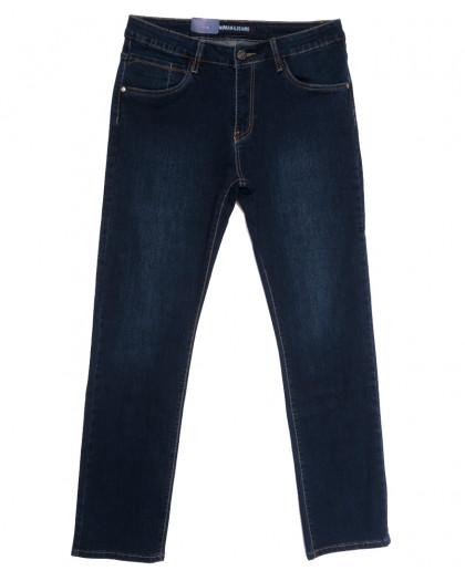 20046-2 Viman джинсы мужские батальные синие осенние стрейчевые (33-41, 6 ед.) Viman