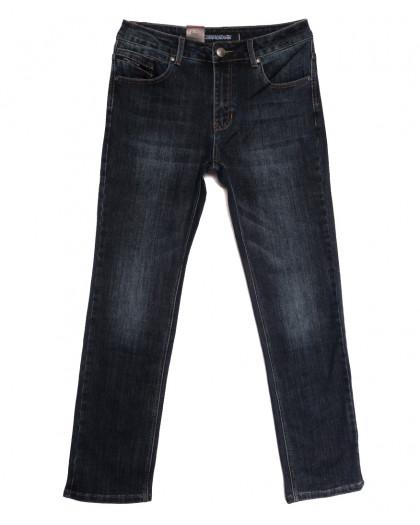 0020-19 (GD20C19-D1) God Baron джинсы мужские полубатальные серые осенние стрейчевые (32-42, 8 ед.) God Baron