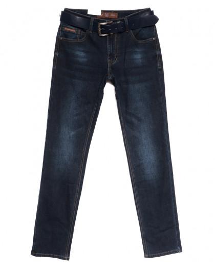 0020-44 (20C44-Х6) God Baron джинсы мужские синие осенние стрейчевые (29-36, 8 ед.) God Baron