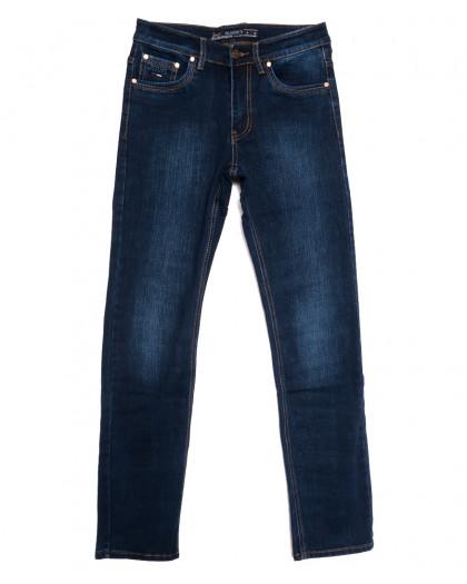 66017 Pr.Minos джинсы мужские синие осенние стрейчевые (29-38, 8 ед.) Pr.Minos
