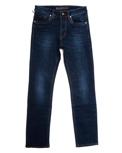 66016 Pr.Minos джинсы мужские синие осенние стрейчевые (29-38, 8 ед.) Pr.Minos