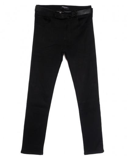 9435 Dmarks джинсы женские батальные черные осенние стрейчевые (32-42, 6 ед.) Dmarks