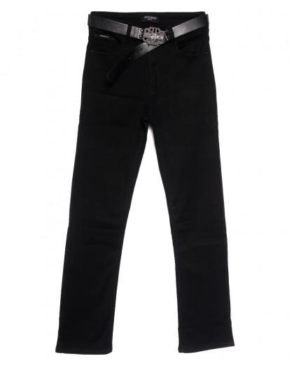 9437 Dmarks джинсы женские батальные черные осенние стрейчевые (30-36, 6 ед.) Dmarks