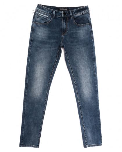 01777 (01-777) Reigouse джинсы мужские синие осенние стрейчевые (29-38, 8 ед.) REIGOUSE