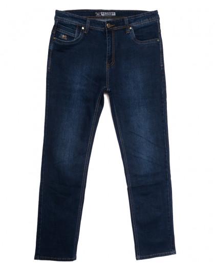 6185 Bagrbo джинсы мужские синие осенние стрейчевые (30-38, 8 ед.) Bagrbo