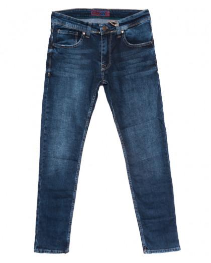 7220 Redcode джинсы мужские синие осенние стрейчевые (29-36, 8 ед.) Fashion Red