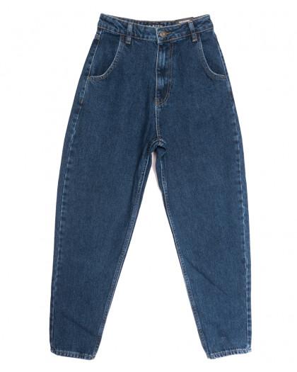 1771-1 Mavi Its Basic джинсы-баллон синие осенние коттоновые (32-36,евро, 6 ед.) Its Basic