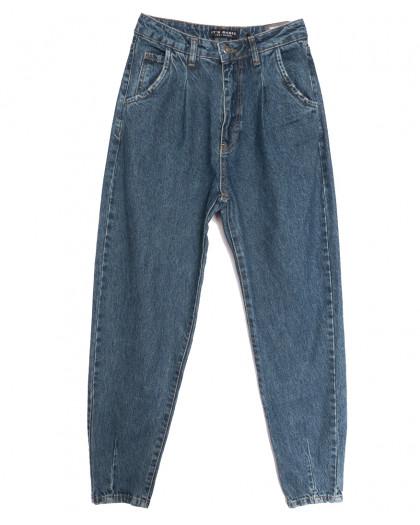 1724-4 Tint Its Basic джинсы-баллон синие осенние коттоновые (34-42,евро, 6 ед.) Its Basic