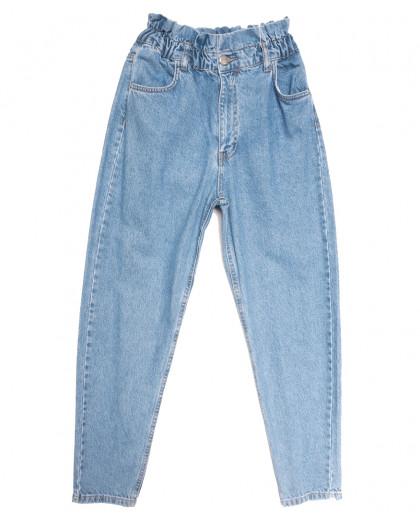 1573-1 Tas Its Basic джинсы-баллон синие осенние коттоновые (34-42,евро, 6 ед.) Its Basic
