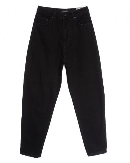 1775 Black Its Basic джинсы-баллон черные осенние коттоновые (34-42,евро, 6 ед.) Its Basic