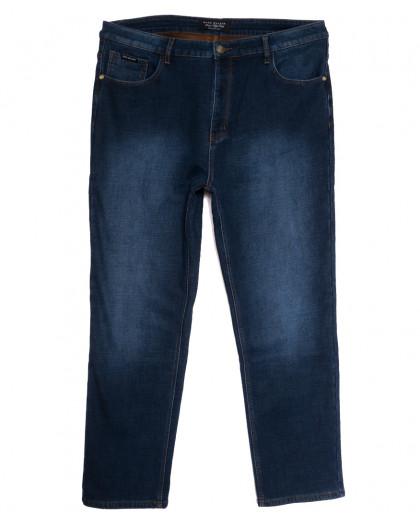 1078 Mark Walker джинсы мужские батальные на флисе синие зимние стрейчевые (41-46, 6 ед.) Mark Walker