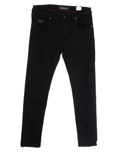 7291 Redcode джинсы мужские батальные черные осенние стрейчевые (34-42, 8 ед.) Redcode