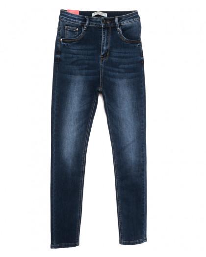 5236 Forest Jeans американка синяя осенняя стрейчевая (25-30, 6 ед.) Forest Jeans