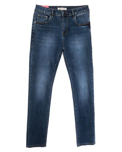 5227 Forest Jeans джинсы женские полубатальные синие осенние стрейчевые (28-33, 6 ед.) Forest Jeans