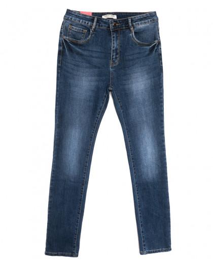 5228 Forest Jeans джинсы женские батальные синие осенние стрейчевые (30-36, 6 ед.) Forest Jeans
