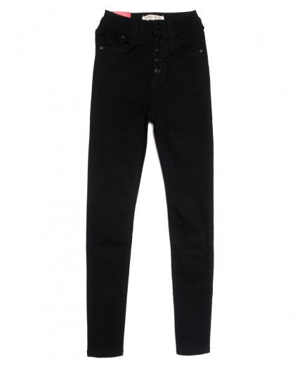 5257 Forest Jeans джинсы женские черные осенние стрейчевые (25-30, 6 ед.) Forest Jeans