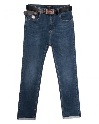 9457 Dimarkis Day джинсы женские батальные синие осенние стрейчевые (31-38, 6 ед.) Dimarkis Day