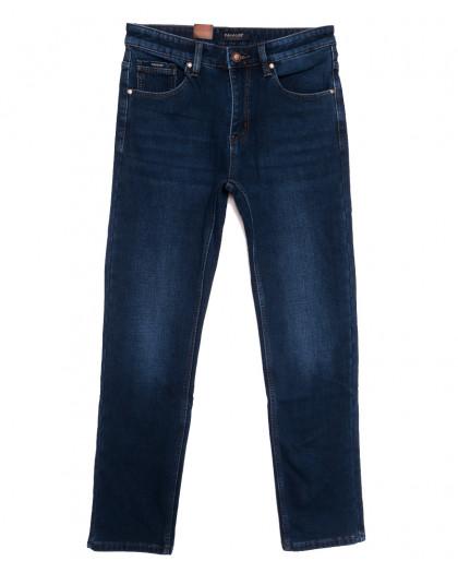 1072 Pаgalee джинсы мужские на флисе синие зимние стрейчевые (31-38, 8 ед.) Pagalee