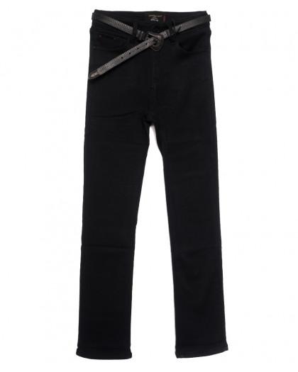 6279 Dimarkis Day джинсы женские на флисе черные зимние стрейчевые (25-30, 6 ед.) Dimarkis Day