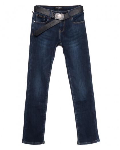 6090 Dimarkis Day джинсы женские на флисе синие зимние стрейчевые (25-30, 6 ед.) Dimarkis Day