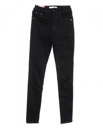 5283 (5283-Z) Forest Jeans американка черная осенняя стрейчевая (25-30, 6 ед.) Forest Jeans