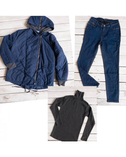 20318 женский микс одежды с дефектами 3 модели (3 ед.) МИКС