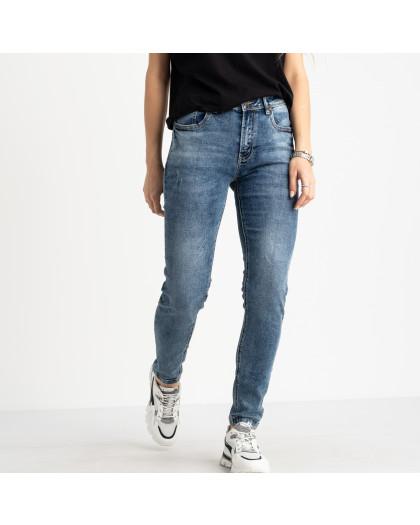 0541-8 A Relucky джинсы полубатальные синие стрейчевые (6 ед. размеры: 28.29.30.31.32.33) Relucky
