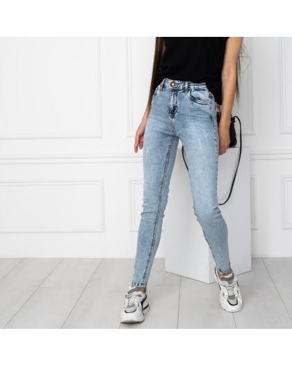 0115 Whats Up 90s джинсы голубые стрейчевые (5 ед. размеры: 26.27.28.29.30) Whats up 90s