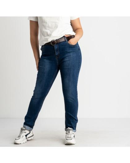 3120 KT.Moss джинсы батальные синие стрейчевые (6 ед. размеры: 31.32.33.34.36.38) KT.Moss