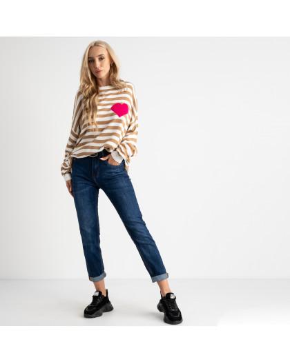 9017 OK&OK джинсы женские синие стрейчевые (6 ед. размеры: 25.26.27.28.29.30) OKOK