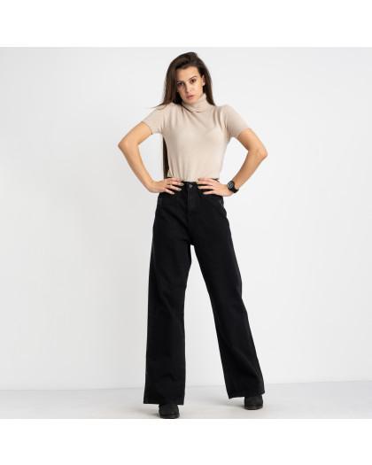 1030 Miss Aura черные джинсы-трубы котоновые (8 ед.размеры: 34.36/2.38/2.40.42.44) Miss Aura
