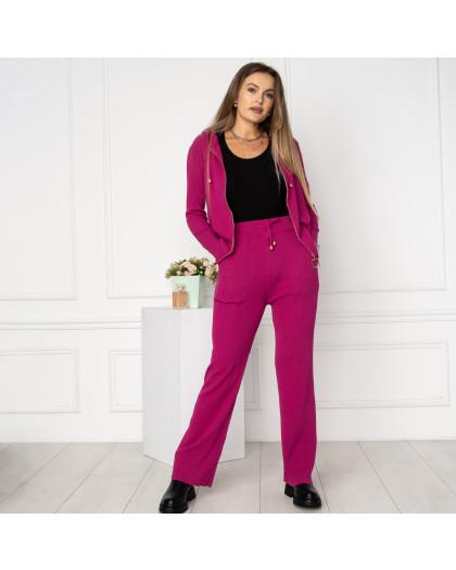 2112-2 M.K.Store малиновый спортивный костюм женский (3 ед.размеры: универсал 44-48) M.K.Store