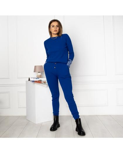 2109-2 M.K.Store синий спортивный костюм женский (3 ед.размеры: универсал 44-48) M.K.Store