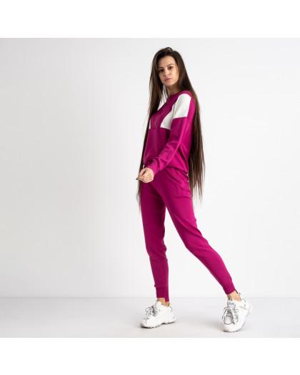 2110-3 M.K.Store розовый спортивный костюм женский  (3 ед.размеры: универсал 44-48) M.K.Store