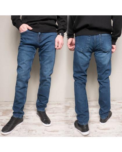 1164-B Cookers джинсы мужские полубатальные синие весенние стрейчевые (32-42, 7 ед.) Coockers