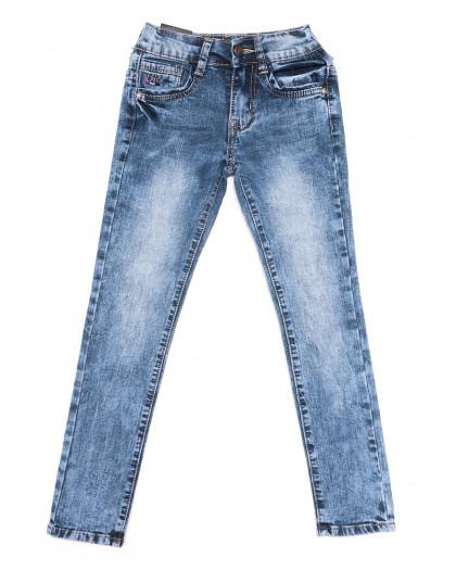 0100 Little Star джинсы на девочку синие весенние стрейчевые (20-25, 6 ед.) Little Star