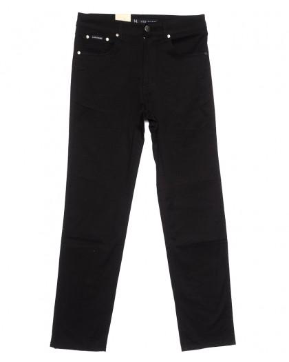 9005 LS джинсы мужские черные весенние стрейчевые (31-38, 8 ед.) LS