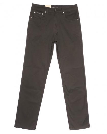 9001 LS джинсы мужские хаки весенние стрейчевые (31-38, 8 ед.) LS