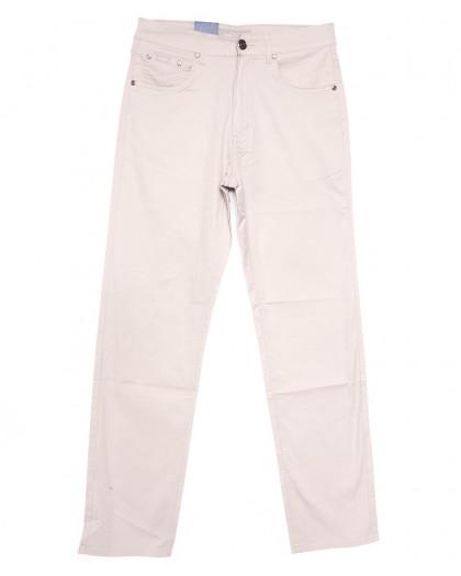 9027 Vitions джинсы мужские бежевые весенние стрейчевые (31-38, 8 ед.) Vitions