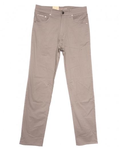 9002 LS джинсы мужские бежевые весенние стрейчевые (31-38, 8 ед.) LS
