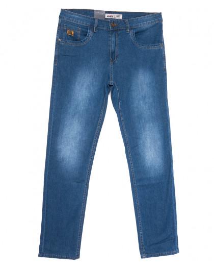 1095-D LS джинсы мужские батальные синие весенние стрейчевые (34-44, 8 ед.) LS