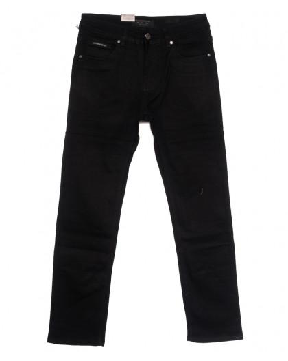 9470 God Baron джинсы мужские черные осенние стрейчевые (30-40, 8 ед.) God Baron