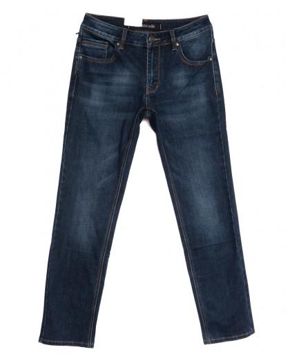 9410 God Baron джинсы мужские синие осенние стрейчевые (29-38, 8 ед.) God Baron