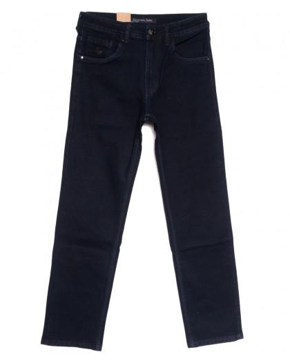 1043 LS джинсы мужские полубатальные темно-синие осенние стрейчевые (32-38, 8 ед.) LS