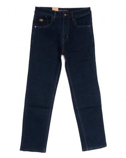 1040 LS джинсы мужские полубатальные темно-синие осенние стрейчевые (32-38, 8 ед.) LS