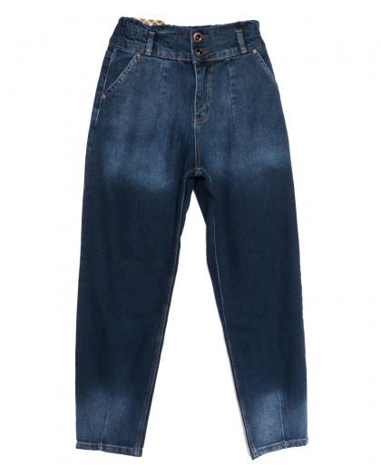 0741 Redmoon джинсы-баллон синие осенние коттоновые (25-30, 6 ед.) REDMOON