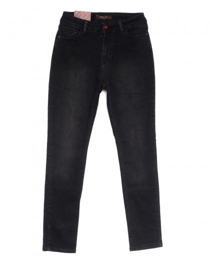 0795 темно-серые Redmoon джинсы женские полубатальные осенние коттоновые (29-36, 7 ед.) REDMOON