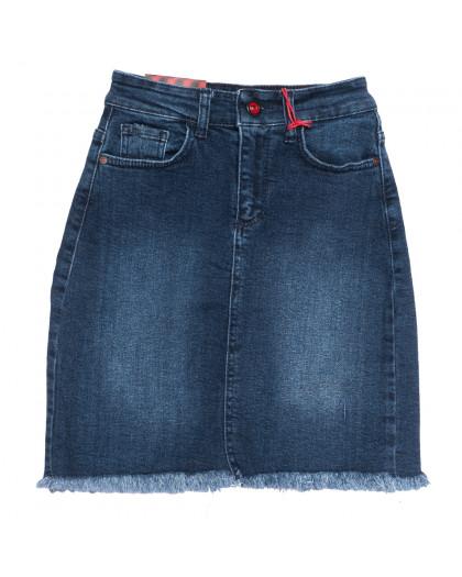 0803 Redmoon юбка джинсовая синяя осенняя коттоновая (25-30, 6 ед.) REDMOON