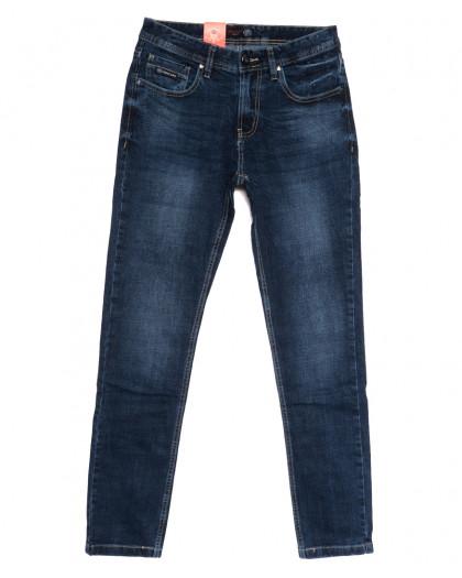 0915-3 R Relucky джинсы мужские синие осенние стрейчевые (29-38, 8 ед.) Relucky