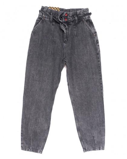 0741 Redmoon джинсы-баллон серые осенние коттоновые (25-31, 7 ед.) REDMOON